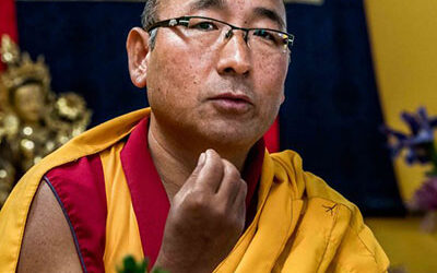 Be Your Own Therapist with Geshe Thubten Sherab Every Wednesday in June, 7:00-8:00 P.M. Mountain Time