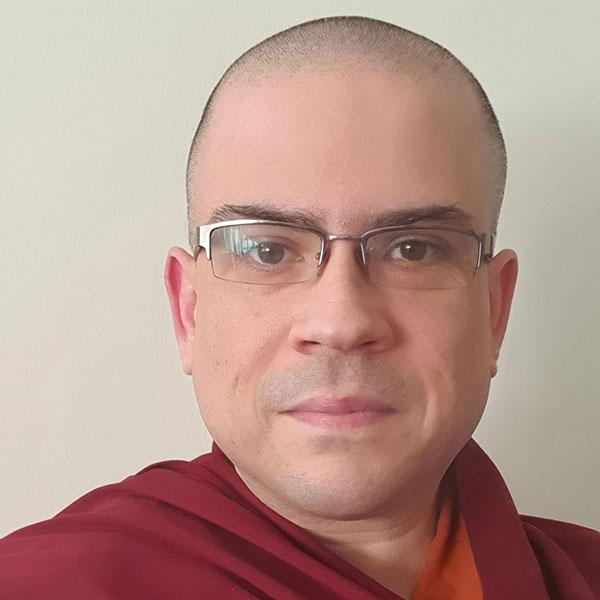 Morning Express Meditation with Ven. Losang Dondrub