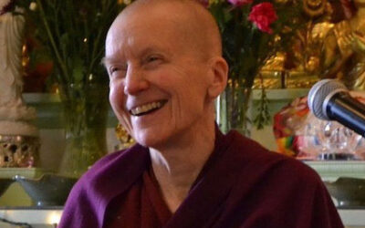Special Event: Study, Reflect, Meditate with Ven. Sangye Khadro Continues July 1st